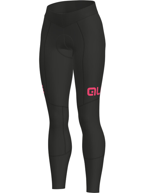 Alé Cycling Graphics PRR Nominal Tights Women nero-rosa fluo/black-fluo pink